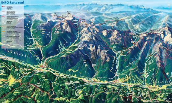Kranjska gora valley, LTO