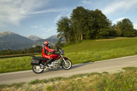 Motorcycling routes, Slovenian Alps