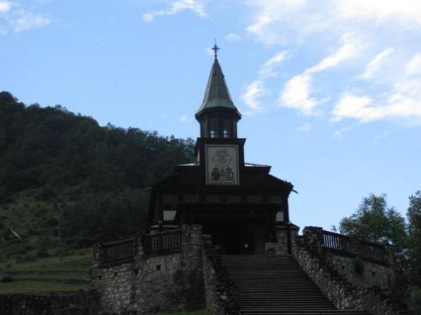 Eglise de Javorca