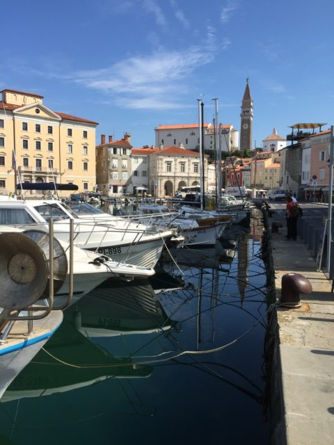 Port of Piran