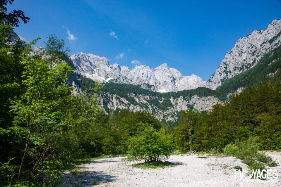 Situées dans les Alpes slovènes à la lisière de l'Autriche, les vallées de Solčavsko sont l'image de la carte postale de la belle montagne.