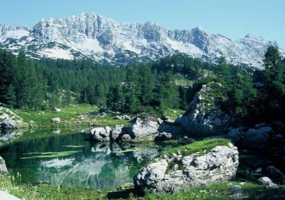 Lacs de Triglav, T.Kumer