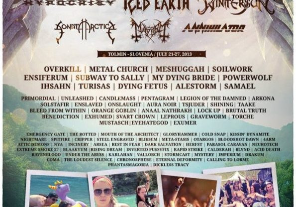 MetalDays in Tolmin, metaldays.net