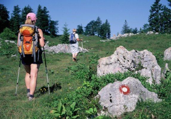 Randonnée en Slovénie, T. Kumer